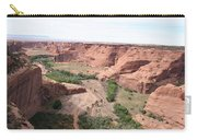 Canyon De Chelly Valley View   Carry-all Pouch