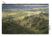 Valley View Of  Atherton Tableland Carry-all Pouch