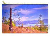 Valley Views Carry-all Pouch