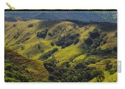 Valleys And Mountains Carry-all Pouch