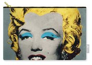 Vampire Marilyn Carry-all Pouch