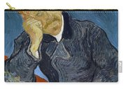 Van Gogh Dr Gachet Carry-all Pouch