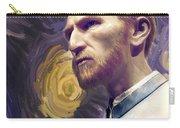 Van Gogh Portrait Carry-all Pouch