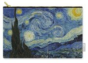 Van Gogh The Starry Night Carry-all Pouch