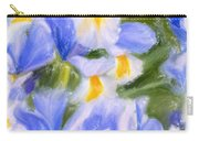 Van Gogh's Iris Carry-all Pouch