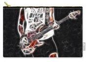 Van Halen-93-mike-gc23-fractal Carry-all Pouch