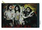 Van Halen - Ain't Talkin' 'bout Love Carry-all Pouch