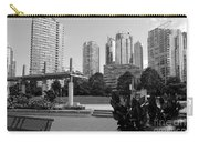 Vancouver Canada Skyscrapers And Park Carry-all Pouch