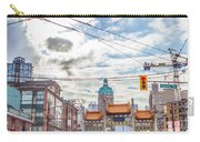 Vancouver China Town Carry-all Pouch