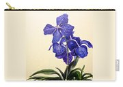 Vanda Sausai Blue Orchid Carry-all Pouch