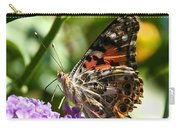Vanessa Cardui Carry-all Pouch