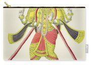 Varaha, Engraved By De Marlet Carry-all Pouch