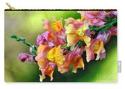 Variegated Snapdragon 2 Carry-all Pouch