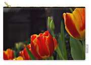 Variegated Tulips Carry-all Pouch