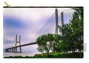 Vasco Da Gama Bridge I Carry-all Pouch