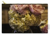Vase Of Flowers Carry-all Pouch by Madeline Ellis