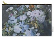 Vase Of Flowers - Reproduction Carry-all Pouch