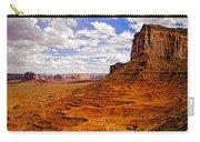 Vast Desert - Monument Valley - Arizona Carry-all Pouch
