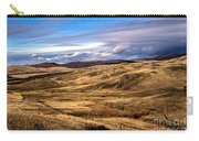 Vast View Of The Rolling Hills Carry-all Pouch by Robert Bales