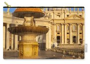 Vatican Morning Carry-all Pouch