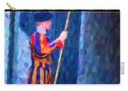 Vatican Swiss Guard Carry-all Pouch