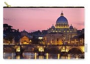Vatican Twilight Carry-all Pouch by Brian Jannsen