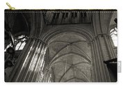 Vaults Of Rouen Cathedral Carry-all Pouch