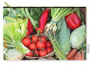 Veg At Market Wendover Uk Carry-all Pouch