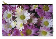 Vegas Butterfly Garden Flowers Colorful Romantic Interior Decorations Carry-all Pouch