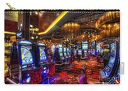 Vegas Slot Machines Carry-all Pouch