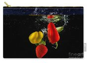 Vegetable Soup For The Soul Carry-all Pouch