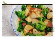 Veggie Medley Carry-all Pouch by Andee Design