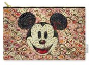 Veggie Mickey Mouse Carry-all Pouch