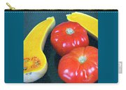 Veggies And Colors Carry-all Pouch