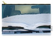 Vehicle Windshield Fresh Snow Thawing Carry-all Pouch