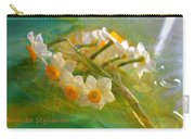Veil On  Narcissus Carry-all Pouch