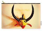 Vejigante Mask Carry-all Pouch by Lilliana Mendez