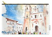 Velez Rubio Townscape 02 Carry-all Pouch