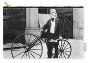 Velocipede, 1914 Carry-all Pouch