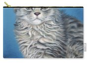 Velvet Kitten Carry-all Pouch