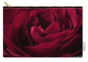 Velvet Rose Mirrored Edge Carry-all Pouch