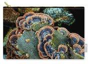 Velvet Wild Mushrooms  Carry-all Pouch