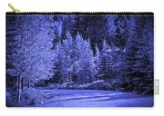 Velvet Winter - Vail - Colorado Carry-all Pouch