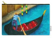 Venetian Gondolier Carry-all Pouch