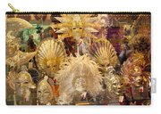 Venetian Masks 2 Carry-all Pouch