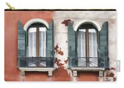 Venetian Window Carry-all Pouch