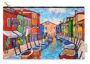 Venezia Colorful Burano Carry-all Pouch