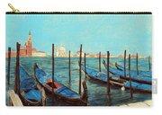 Venice Carry-all Pouch by Anastasiya Malakhova