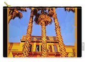 Venice Beach Poster Carry-all Pouch