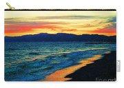 Venice Beach Sunset Carry-all Pouch